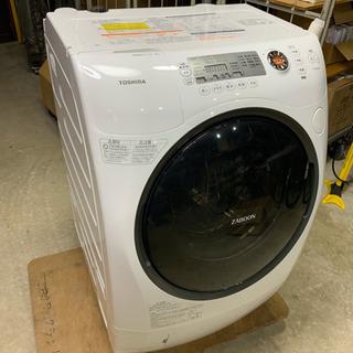 東芝【ZABOON  ザブーン】ドラム式洗濯乾燥機/洗濯9kg/...