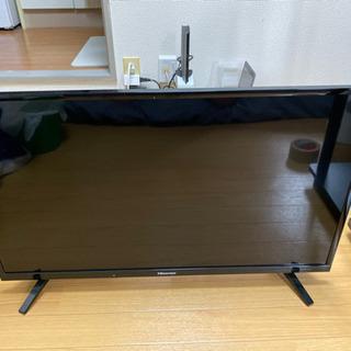 ハイセンス製 32インチ テレビ