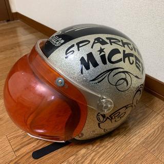 BUCO スパーキンミッキー ヘルメット