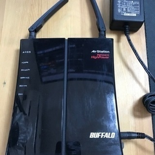 無線ルーター WHR-HP-G300N BUFFALO/バッファロー