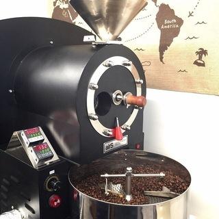 【中古】コーヒー焙煎機