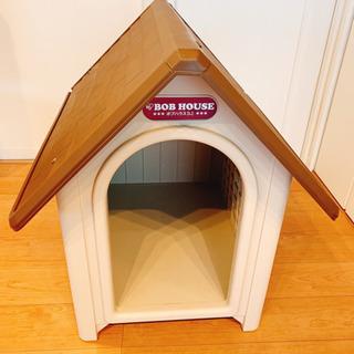 【美品】犬小屋 ドッグハウス 中型犬 小型犬