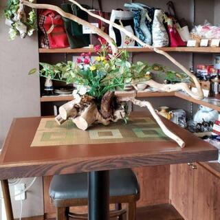 創作流木アートの画像