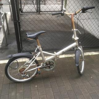 折りたたみ自転車16インチ