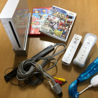 Wii本体 スマブラ マリオブラザーズ