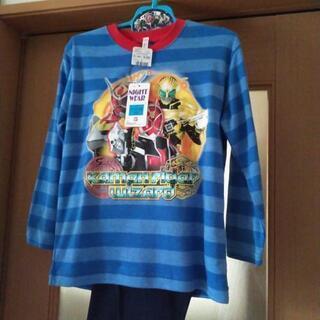 仮面ライダーパジャマ120新品