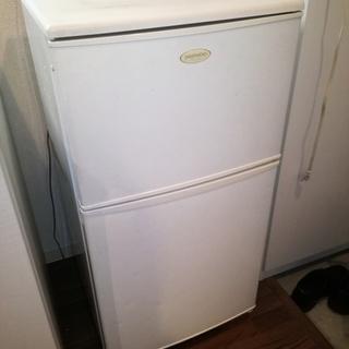 82L 2ドア冷蔵庫 大宇電子 2005年製