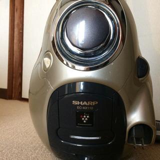 シャープ 掃除機 SHARP EC-AX110