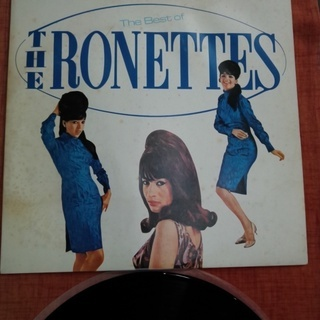 中古 レコード The Ronettes ‎– The Best...