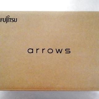 富士通 ARROWS  M03 ハードケース、 箱、取説、充電気...