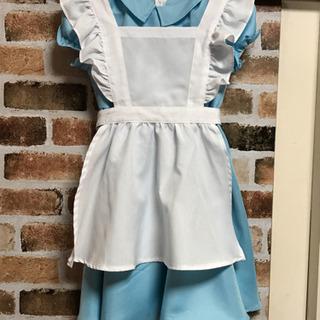 130㎝ 女の子 不思議の国のアリス コスプレ 衣装 ハロウィン