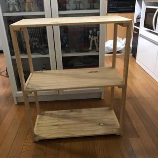 木の棚 無料