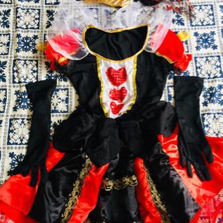 ハロウィン アリス トランプの女王