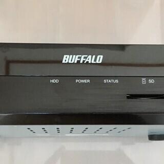 BUFFALO メディアプレイヤー LT-V200 - 家電