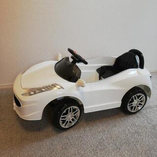 子供が乗れる電動カー