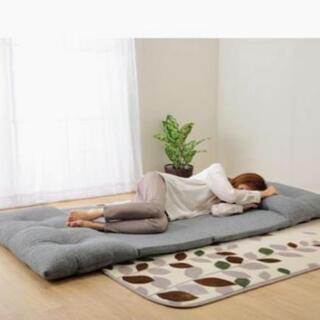 ソファーにもベッドにも‼️ リクライニングの出来るソファーベッド