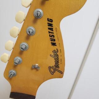 ムスタング フェンダージャパン エレキギター - 楽器
