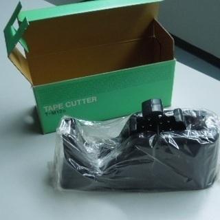 コクヨ テープカッター T-M120D(未使用・箱入り)