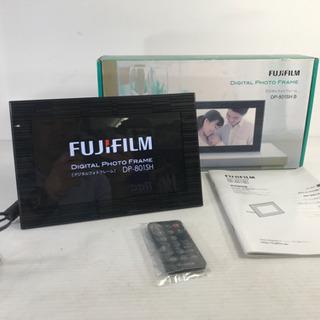 FUJIFILM 富士フイルム デジタル フォトフレーム DP-...