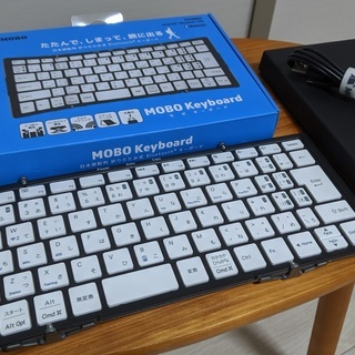 有線/無線 キーボード MOBO Keyboard 日本語配列