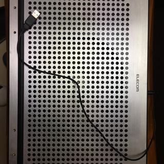 ノートパソコン放熱扇風機