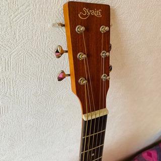 新品に近いSYAIRIのミニギター
