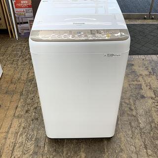 【安心・安全の1年保証】Panasonicの洗濯機あります!