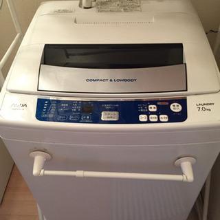 AQUA 7kg 洗濯機