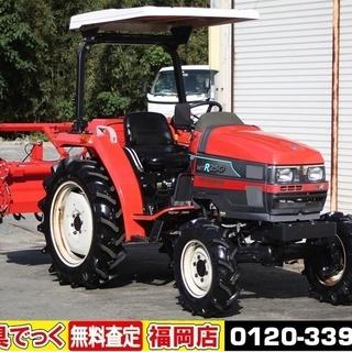 三菱 トラクター MTR250 25馬力 パワステ HST 自動...