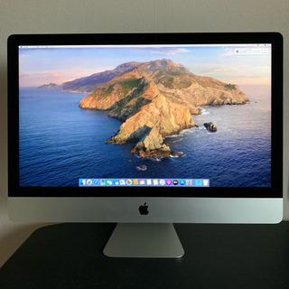 メモリー16GB搭載!!最新OS Catalina!! iMac...
