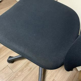 OKAMURA オカムラ デスク用椅子 ブラック