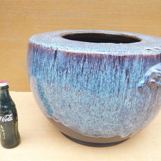 陶器製火鉢