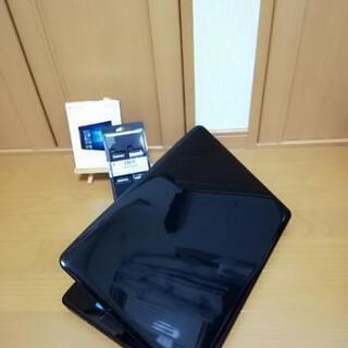 【今回限りの格安出品】 ハイスペック 2台ともcore i7搭載!! SSD Windows10  15.6インチ液晶 ノートパソコン 無線LAN Wi-Fi DVDドライブ すぐに使える PC  - 交野市