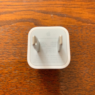 iPhone純正USB充電器ACアダプター