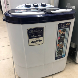comtool マイセカンドランドリー 洗濯機 3.6kg