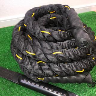 未使用品✨ トレーニングロープ おまけ付き‼️
