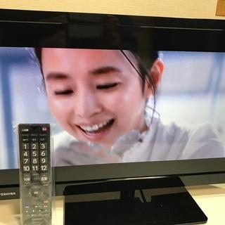 【★値下★】デジタルハイビジョン液晶テレビ 23型 TOSHIB...