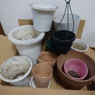 プランター、植木鉢