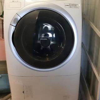 Panasonicドラム式洗濯乾燥機