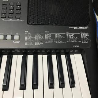 YAMAHA キーボード psr-E453