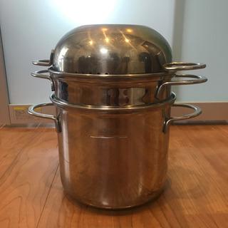 ラゴスティーナパスタ鍋