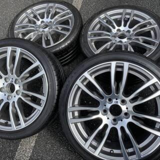 BMW純正スタースポーク403M 19インチ 3シリーズ、4シリーズ