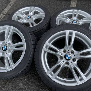 BMW純正スタースポーク400M 18インチ 新品スタッドレス ...