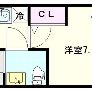 【N°77 NANBA】3号タイプ!1Kタイプ!浴室乾燥機は梅雨...