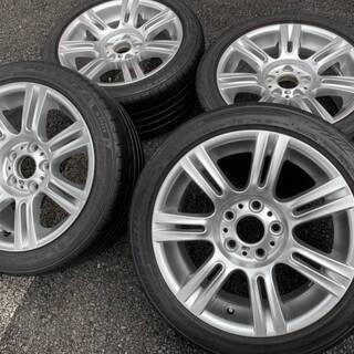 BMW純正ダブルスポーク194M 17インチ 3シリーズ、Z4などに!