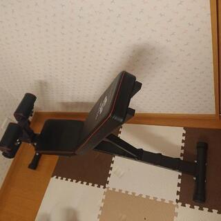 インクラインベンチ ベンチ台 中古 ベンチプレス筋力トレーニング器具