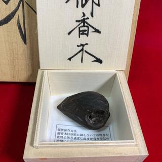逸品特割 京都古寺所蔵 売切価格 天然香木伽羅 蜜(香木 …