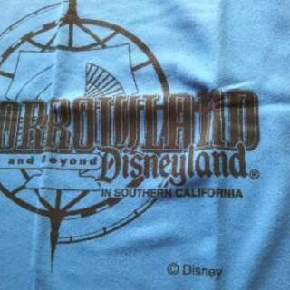 ◆膝掛け TOMORROW LAND Disneyland◆未使用