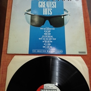 中古 レコード Phil Spector's Greate…
