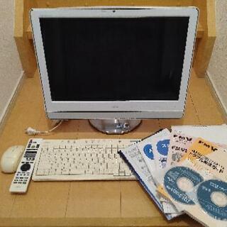 デスクトップ一体型PC 富士通 ジャンク FMV-DESKPOW...